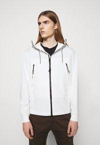 C.P. Company - OUTERWEAR  SHORT JACKET - Summer jacket - gauze white - 0