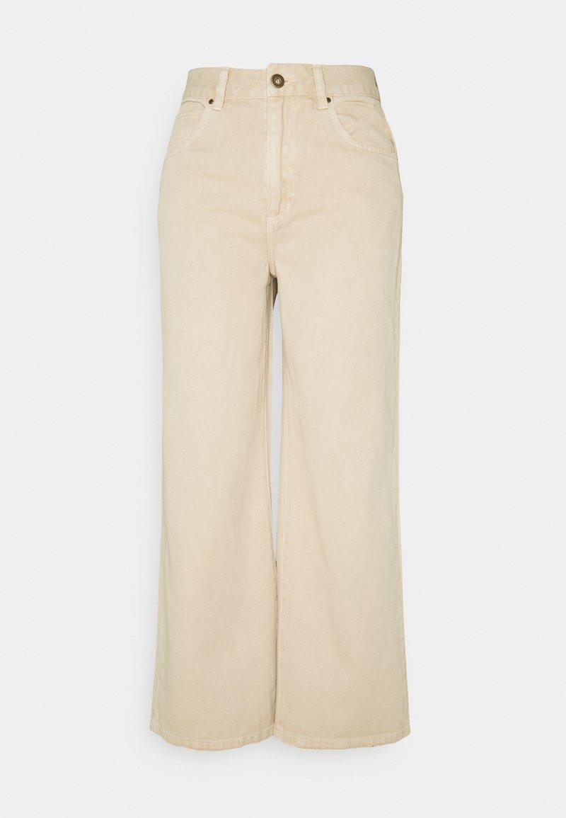 Cotton On - WIDE LEG - Jean flare - cinnamon