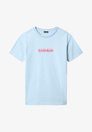BEATNIK - T-shirt med print - light blue dream