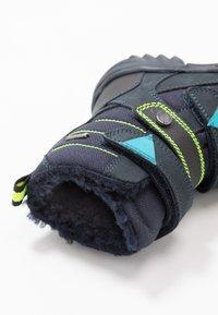 Primigi - GTX - Zimní obuv - blu scuro/nero - 2
