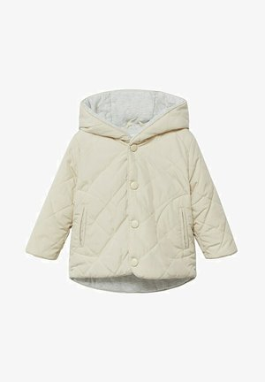 Winter jacket - ecru