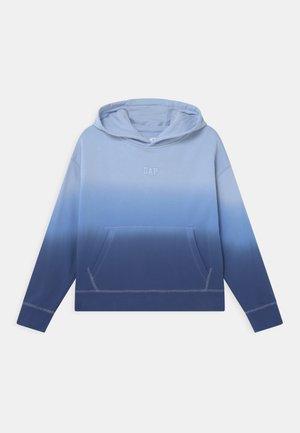 BOY DIP DYE  - Felpa - blue