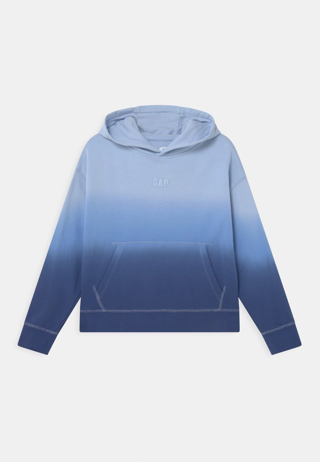 BOY DIP DYE  - Sweatshirt - blue