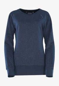 Mazine - Sweatshirt - navy / printed - 0