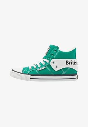 ROCO - High-top trainers - green