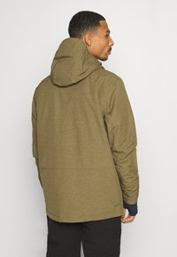 Quiksilver - MISSION SOLID - Snowboard jacket - military olive - 2