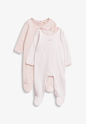 2 PACK - Jumpsuit - blush
