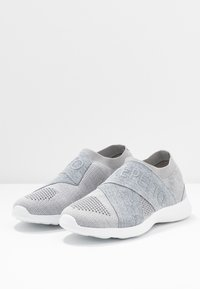 Repetto - Slip-ons - gris chiné clair - 4
