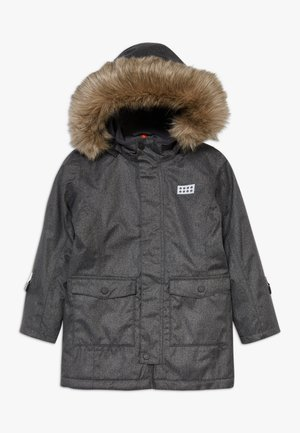 LWJODIE 717 - Snowboard jacket - grey melange