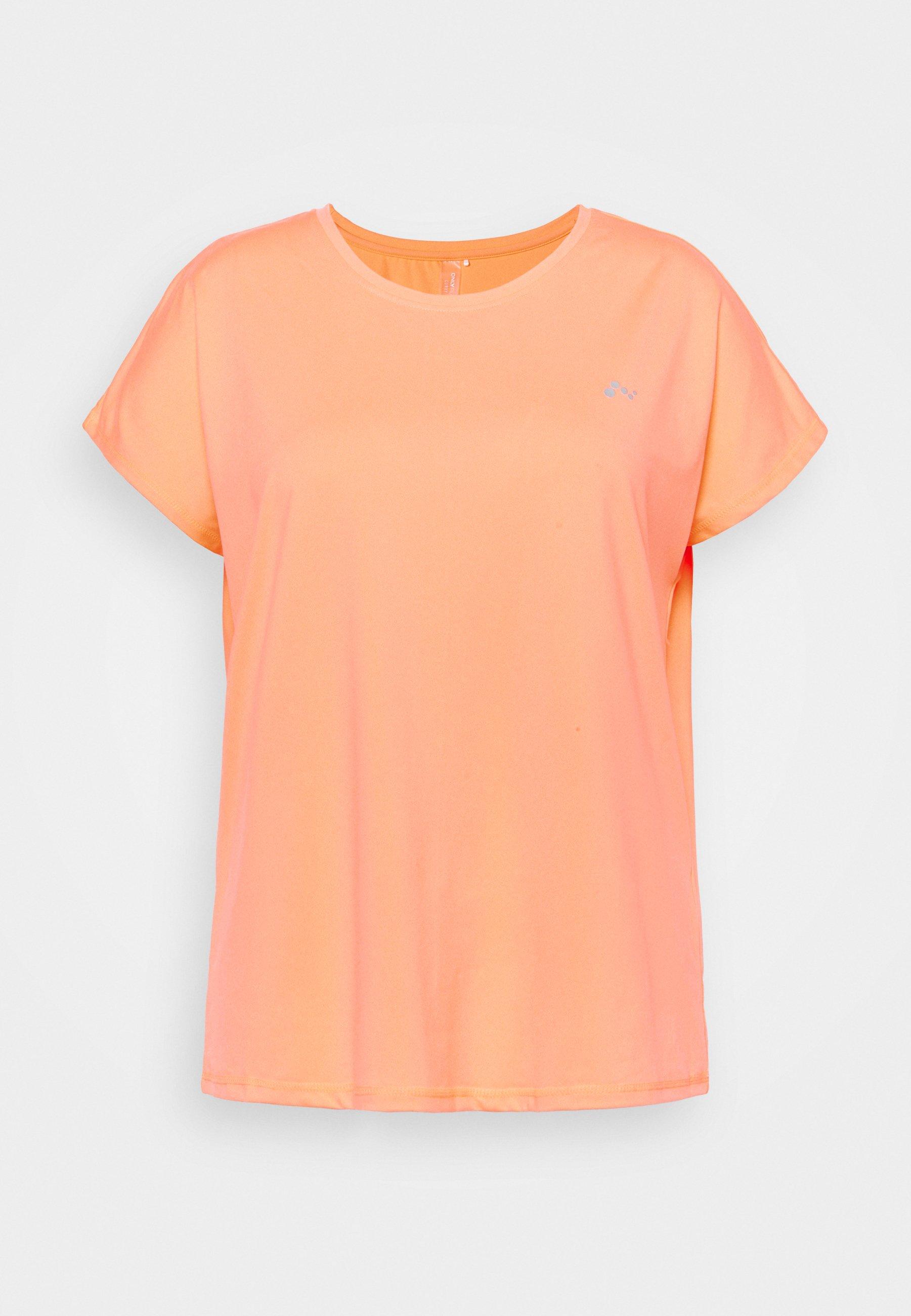 Women ONPAUBREE LOOSE TEE CURVY - Basic T-shirt