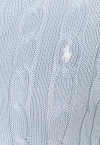 Polo Ralph Lauren - CLASSIC - Svetr - pale blue - 7