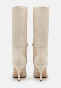 San Marina - ANCHOTTA - Vysoká obuv - ivoire - 3