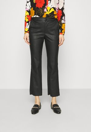 GAMAL PANTS - Trousers - black