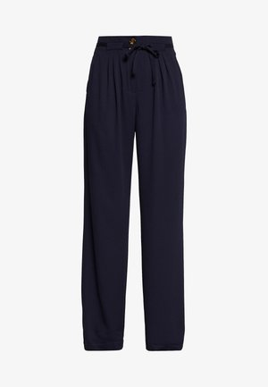YASKIRRI PANTS  - Trousers - evening blue