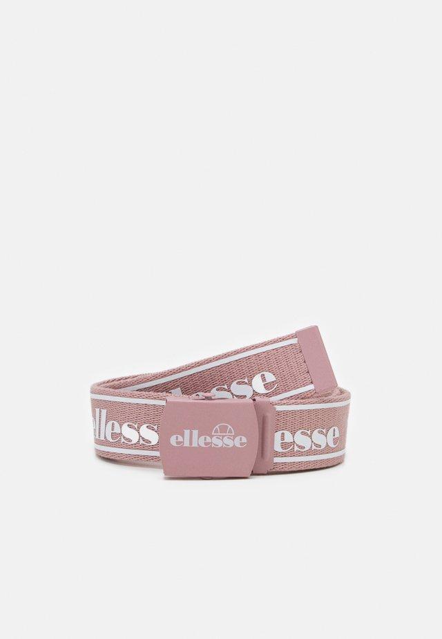LOUISO UNISEX - Pásek - pink