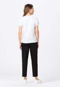 HALLHUBER - Print T-shirt - weiß - 1