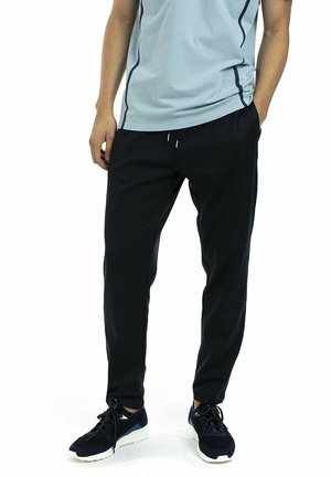 Tracksuit bottoms - blu scuro