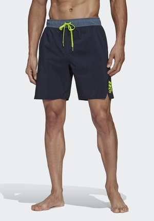 COLORBLOCK TECH SHORTS - Swimming shorts - blue