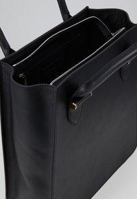 Decadent Copenhagen - PHOEBE BIG TOTE - Tote bag - black - 5