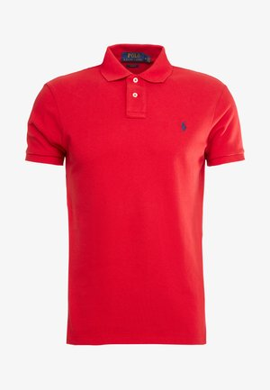 SLIM FIT - Poloskjorter - red