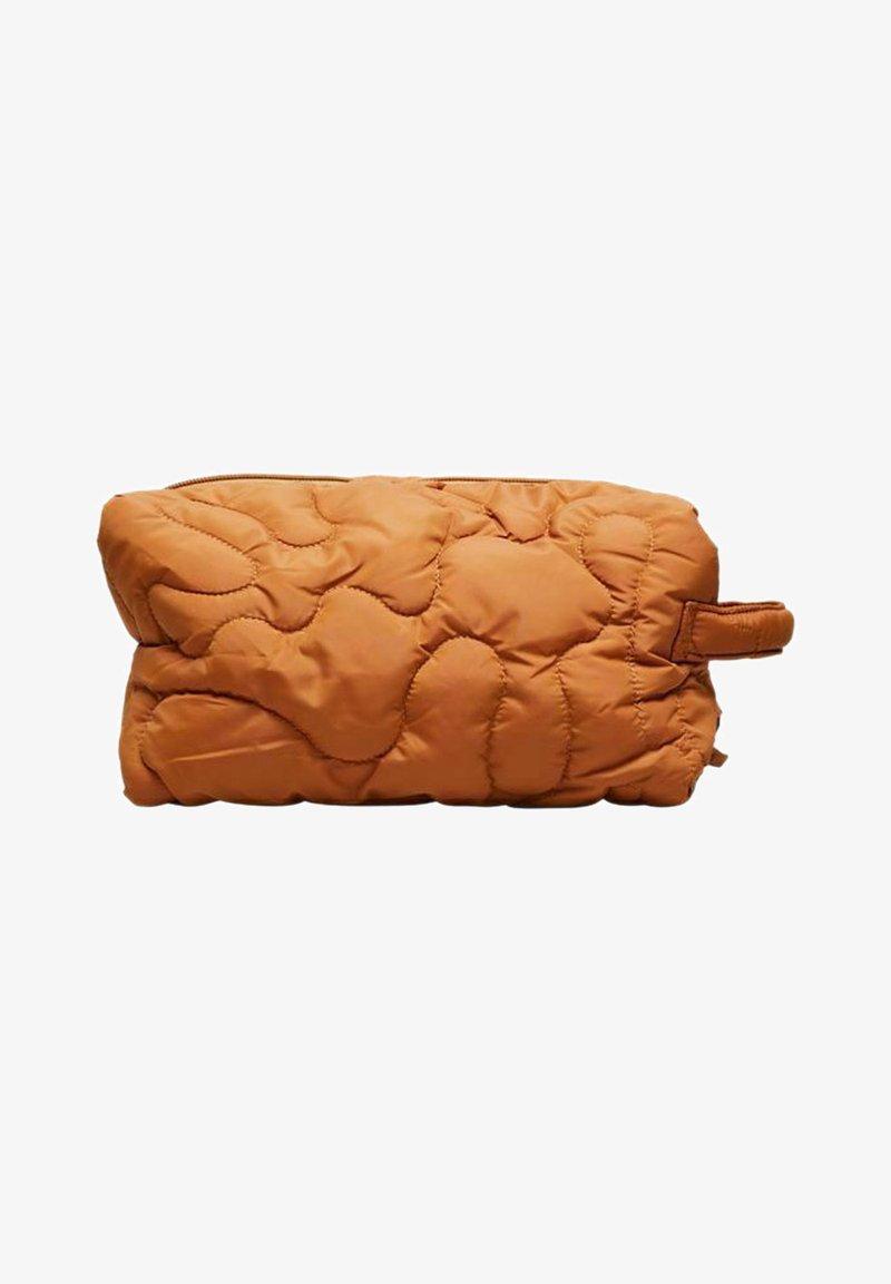 Selected Femme - Wash bag - sudan brown