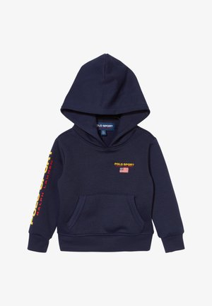 HOOD - Sweatshirt - cruise navy