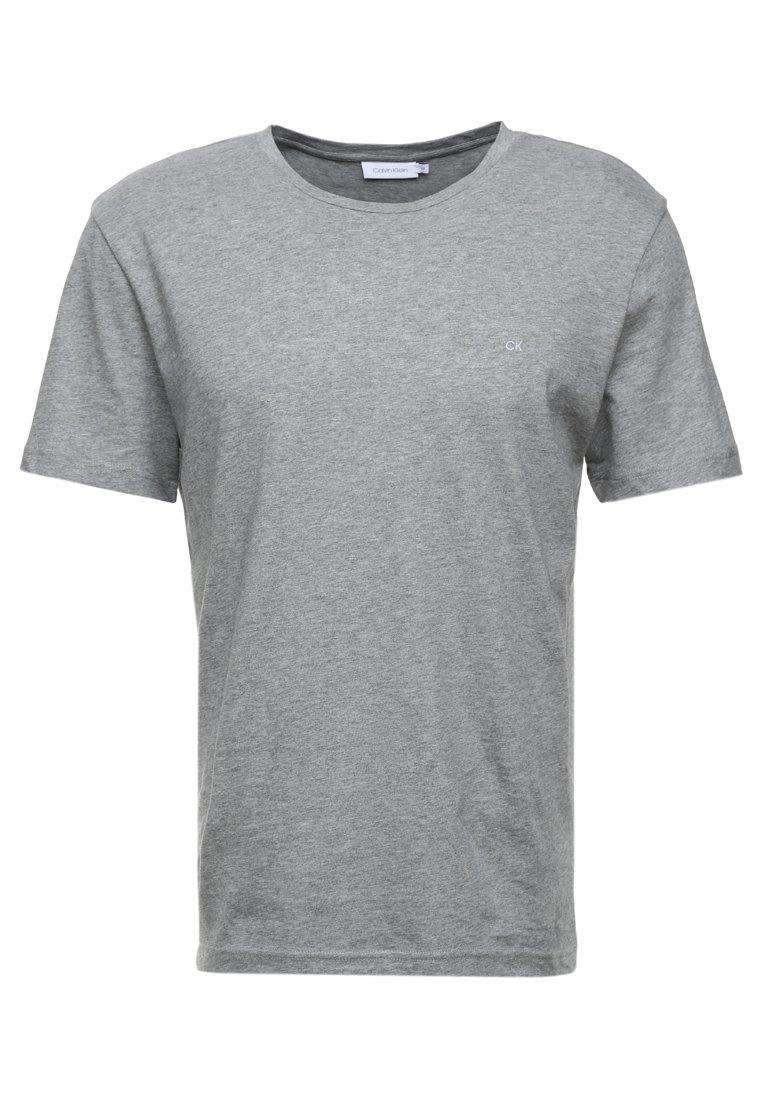 Calvin Klein Logo - T-shirt Basic Mid Grey Heather