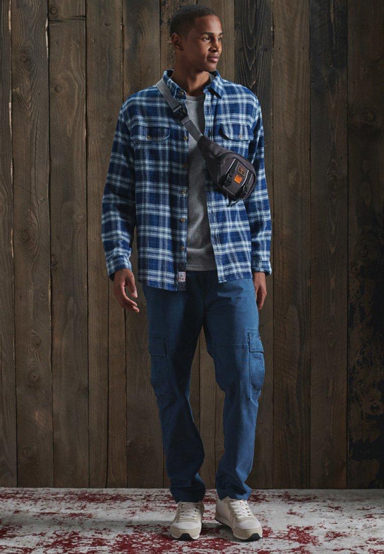 Men VINTAGE LOGO VARSITY - Long sleeved top