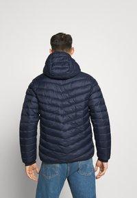 Hollister Co. - Winter jacket - navy - 2