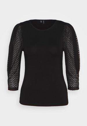 VMLELA - Long sleeved top - black