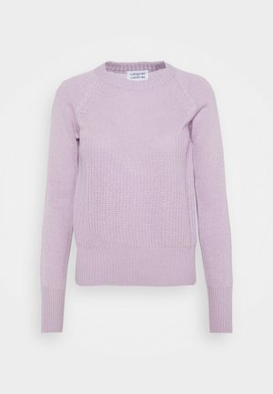 HOLD - Pullover - dusty lavender