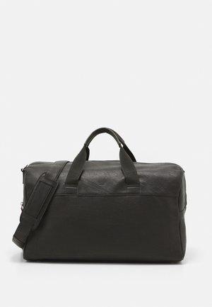 PHILLIP WEEKEND BAG UNISEX - Weekend bag - black