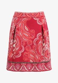 Ivko - Áčková sukně - red - 5