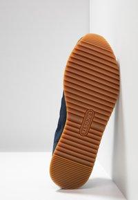 Lacoste - PARTNER RETRO - Sneaker low - navy/offwhite - 4