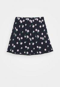 s.Oliver - A-line skirt - blue - 0