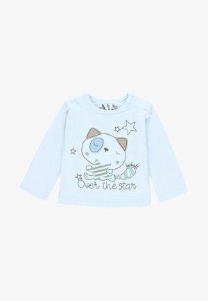 Pitkähihainen paita - sky blue