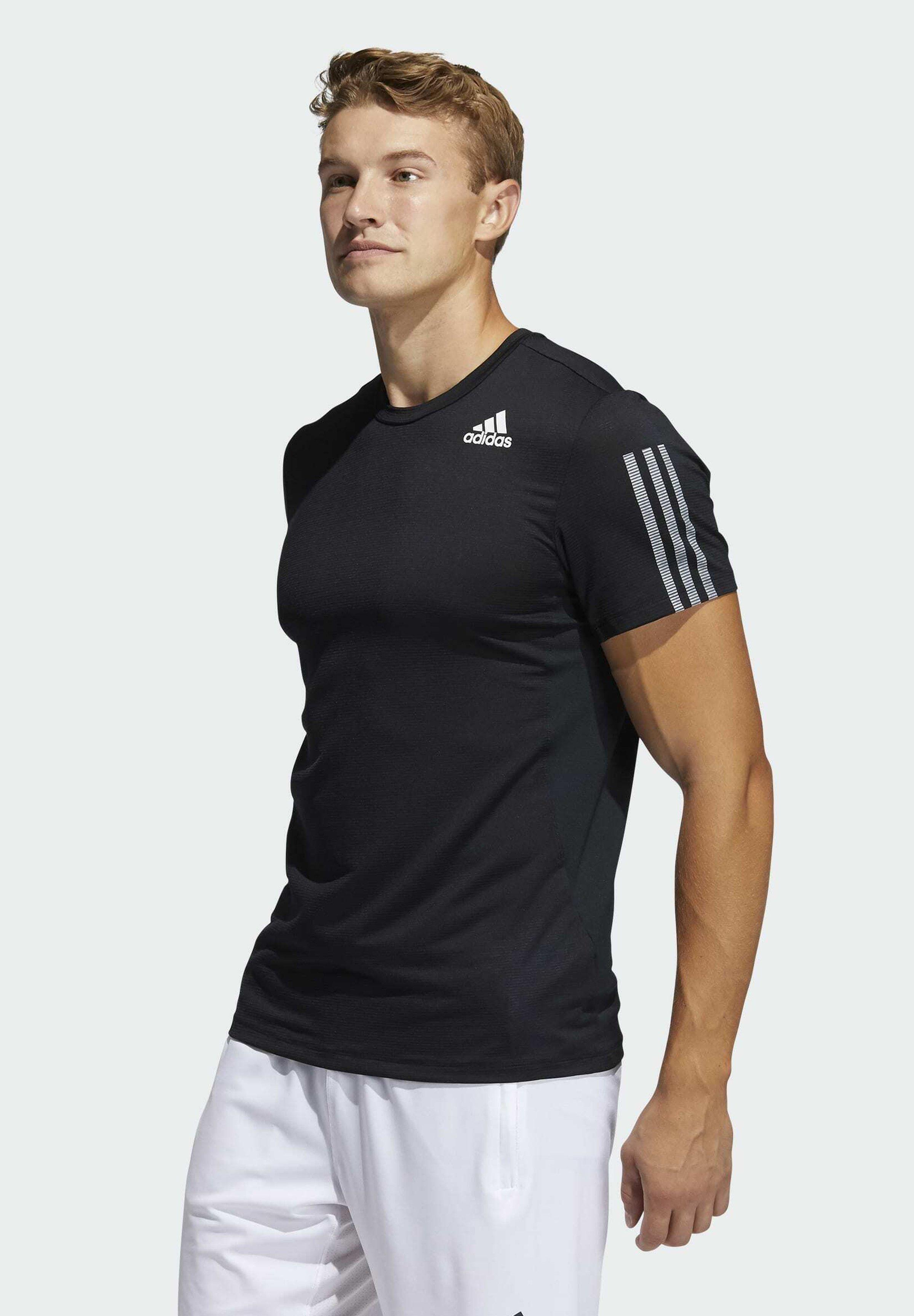 Uomo AERO3S DESIGNED4TRAINING AEROREADY PRIMEBLUE SPORTS T-SHIRT - T-shirt sportiva