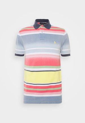 BASIC - Poloshirt - french blue/multi