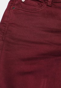 Esprit - SUPERSTRETCH - Jeans Skinny Fit - garnet red - 5