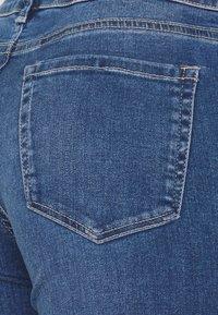 TOM TAILOR DENIM - NELA - Jeans Skinny Fit - used mid stone blue - 2