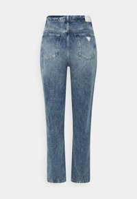 Guess - MOM - Relaxed fit jeans - light cactus - 1
