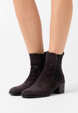 Kotníková obuv - antracite