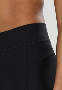 Under Armour - ANKLE CROP - Tights - black - 5