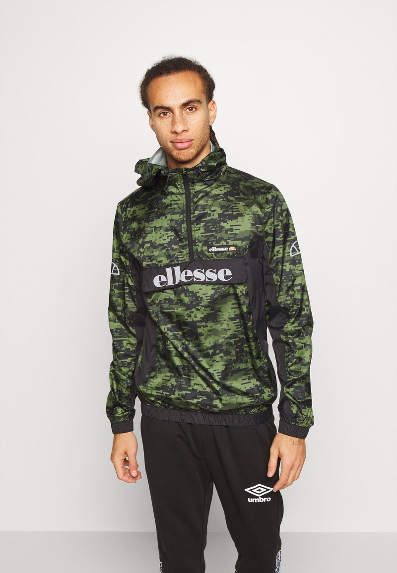 Ellesse - COSONA - Giacca a vento - green