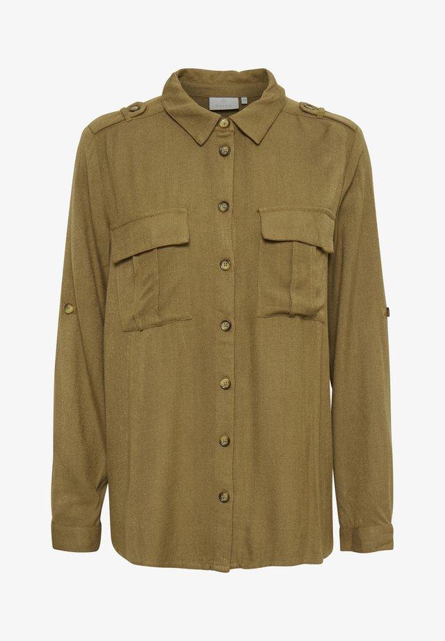 Overhemdblouse - ermine