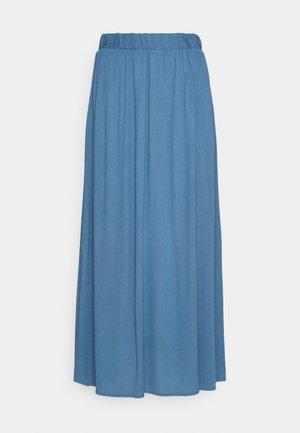 IHMARRAKECH - Falda plisada - coronet blue