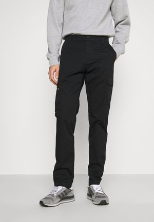 SMART TECH  - Cargo trousers - mineral black