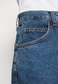 BDG Urban Outfitters - MODERN BOYFRIEND BAGGY JEAN - Relaxed fit -farkut - blue denim - 3