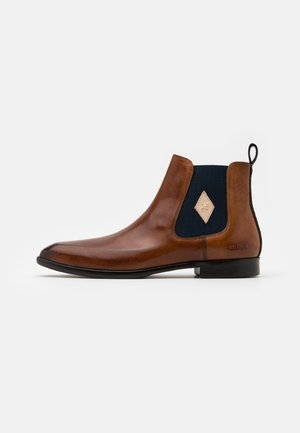 ELYAS - Classic ankle boots - wood