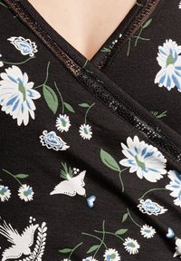 Vive Maria - PARADISE  - Print T-shirt - schwarz allover - 5